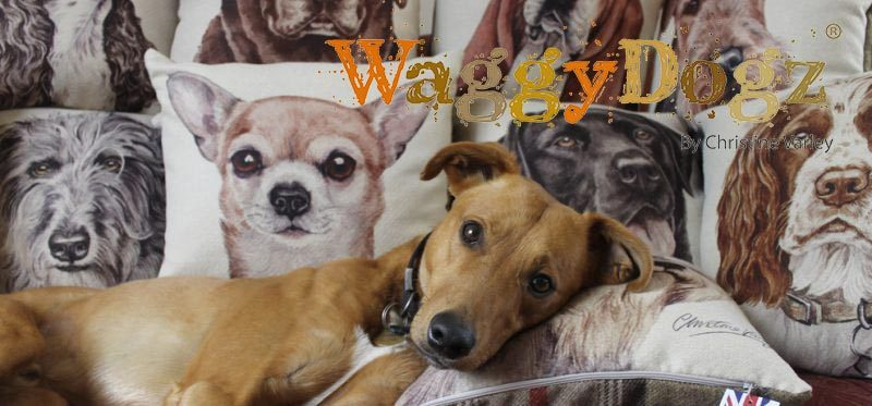 waggy dogs cushions
